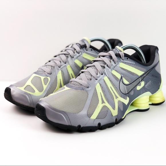 size 40 014f1 47b4b Nike Shox Turbo 13 Women's Running Shoes Size 10